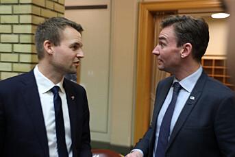 Statsbudsjettet: Kringkastingskor i NRK kan koste lisensbetalerne opp mot 200 millioner kroner