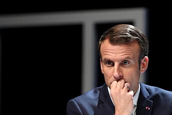 Falske nyheter skal bekjempes med nye lover i Frankrike