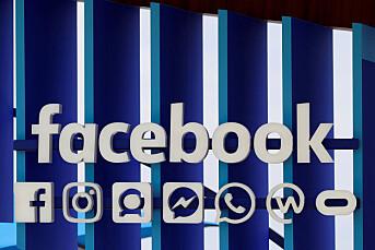 Avtroppende Facebook-topp beklager svertekampanje mot kritiker