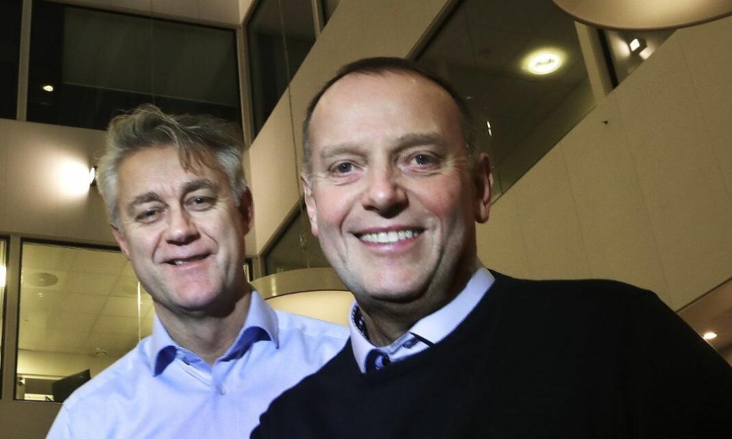 Slapp med skrekken: Avisa Nordlands tannlege-bilde brøt ikke god presseskikk