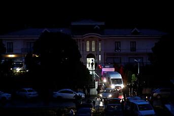 Villaer ransaket i forbindelse med Khashoggi-etterforskning