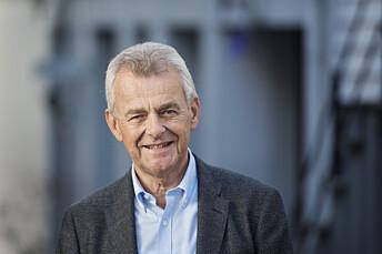 – Vedmodig å selge, påpeker styreleder Ivar Rusdal i Norsjø Media.
