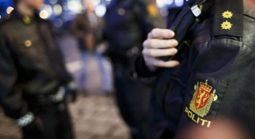 Samfunnet trenger bedre informasjon fra politiet