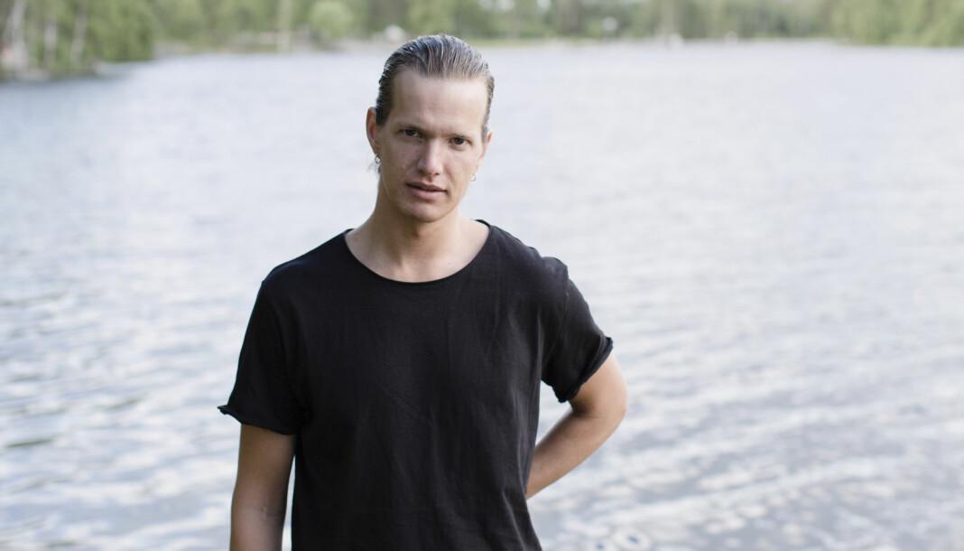 Journalist Thomas Espevik starter i Klassekampen i januar. Foto: Heidi Furre/ Flamme forlag.