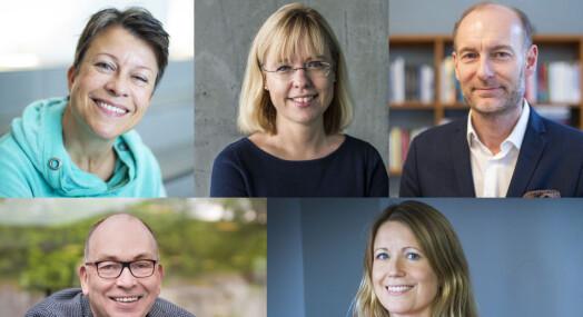 Nye medlemmer i NTBs språkprisjury