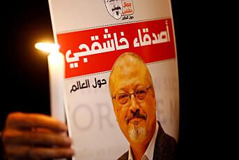 Canada innfører sanksjoner mot 17 saudiarabere etter journalistdrap
