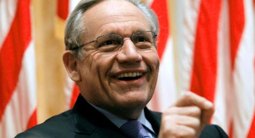 Bob Woodward kommer til Norge