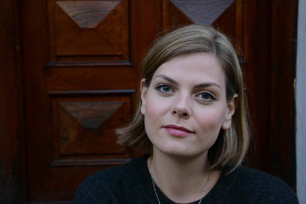 Amanda Schei starter i Khrono 1. februar. Foto: privat.