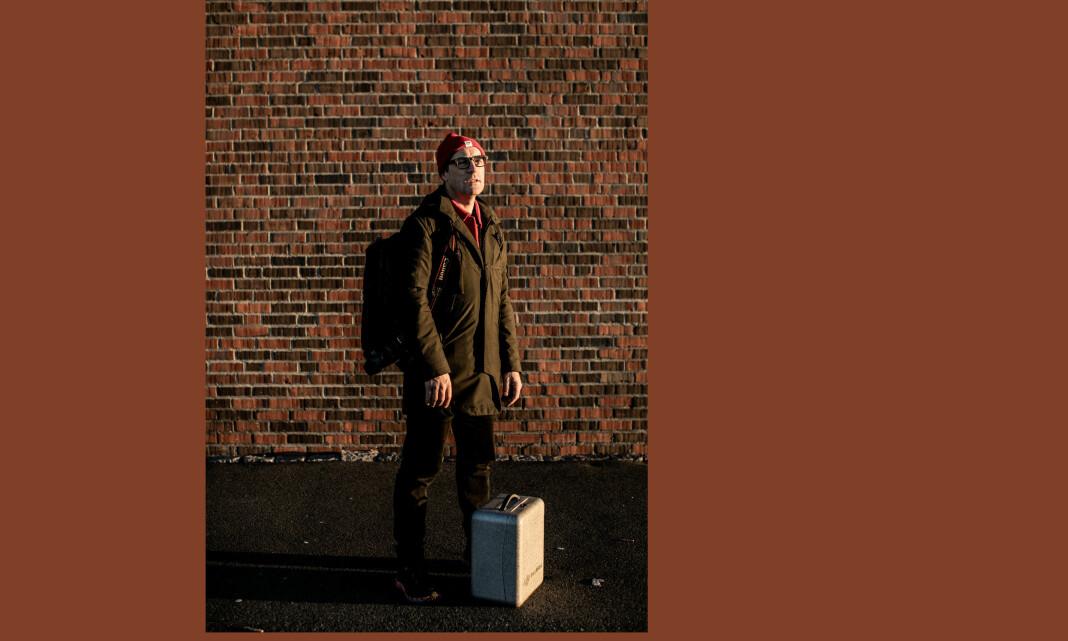 MORGENRUTINEN: Fotograf Håvard Jensen savner flere «wow» på grunn av dønn god kvalitet