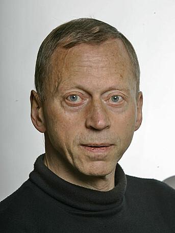 Georg Øvsthus jobbet hele sitt yrkesaktive liv i Bergens Tidende.