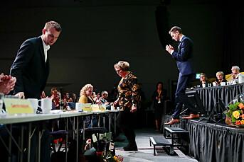 KrFs skjebnelandsmøte setter avtrykk i språket