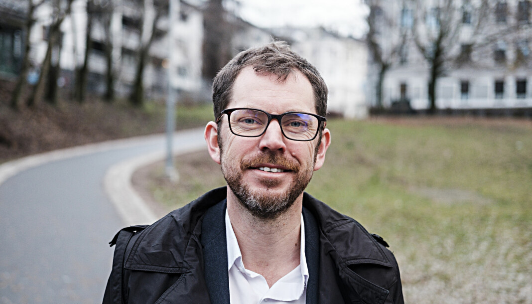 Bjørn K. Bore legger ned sitt digitale litteraturbilag, skriver Bok365. Foto: Vårt Land