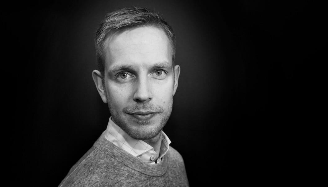 Christer Solbakk Johnsen.