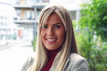 Line Pevik er ansatt som skrivende leder for Trd.by