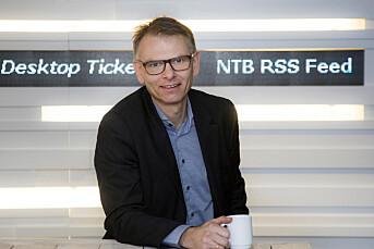 Ole Kristian Bjellaanes slutter som nyhetsredaktør i NTB