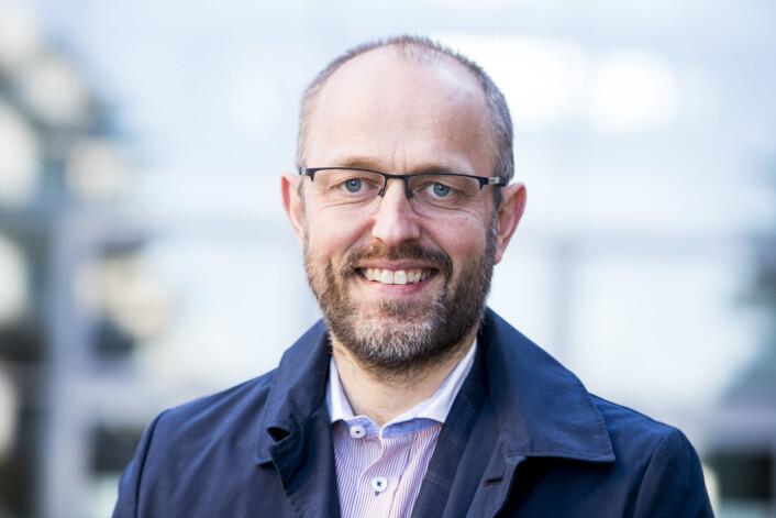 Sjefredaktør i NTB Mads Yngve Storvik.
