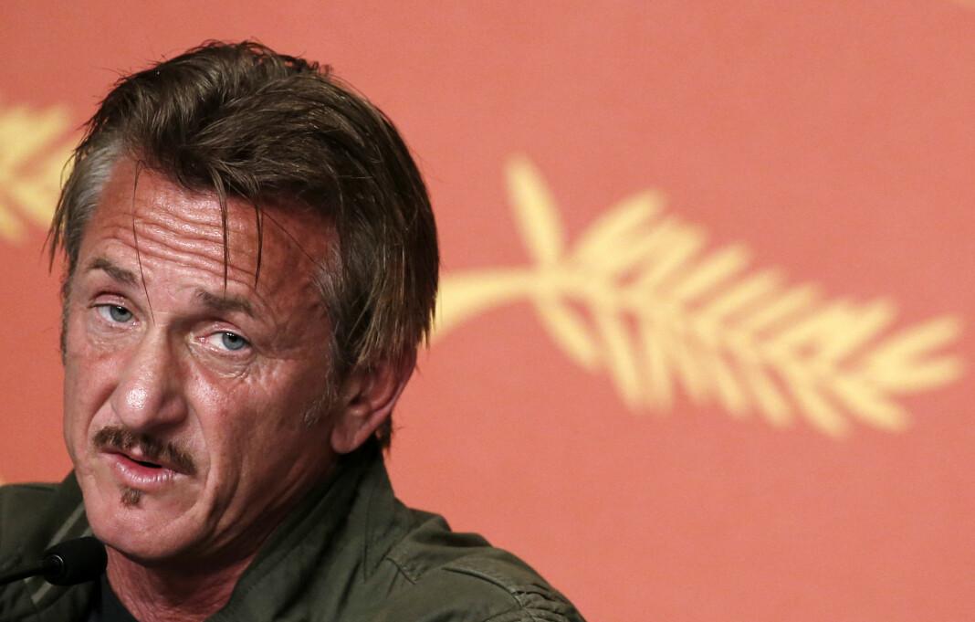 Den amerikanske skuespilleren og filmskaperen Sean Penn er denne uken i Tyrkia for å starte arbeidet med en dokumentar om journalistdrapet. Foto: Reuters / NTB scanpix.