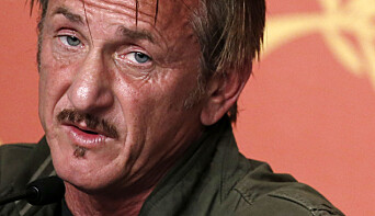 Sean Penn i Tyrkia i forbindelse med dokumentar om Khashoggi-drapet