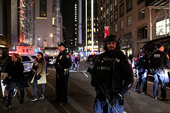 Faren over etter bombetrussel mot CNN