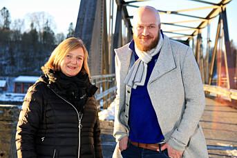 Dette er den nye redaktøren i Eidsvoll Ullensaker Blad