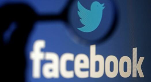 Sosiale medier er viktigere nyhetskilde enn papiraviser