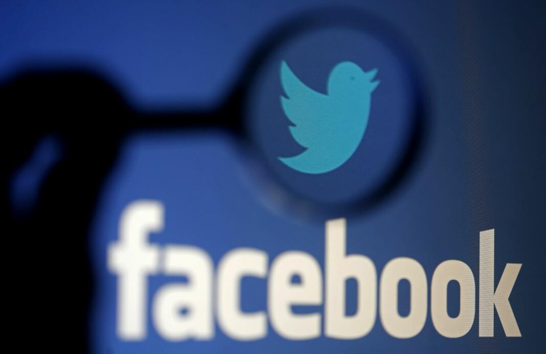 Tv er den viktigste nyhetskilden for amerikanerne, mens papiraviser er nå mindre viktig enn sosiale medier. Foto: Reuters / NTB scanpix