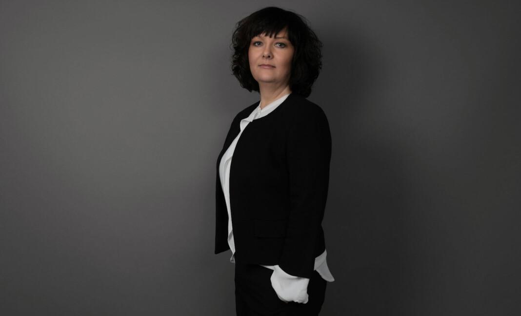 Norske nettsteder har ikke kommet langt nok i arbeidet med universell utforming, konkluderer Difi-direktør Malin Rygg. Foto: Difi