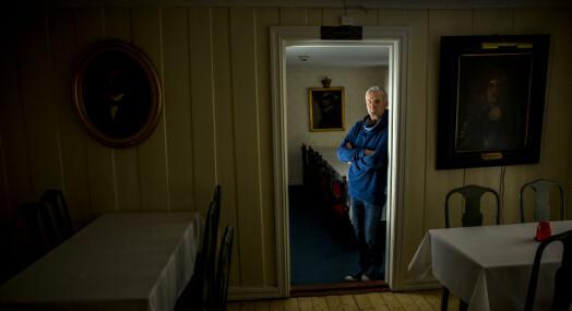 Avdød onkel omtalt som spøkelse, klager tv-program inn til PFU