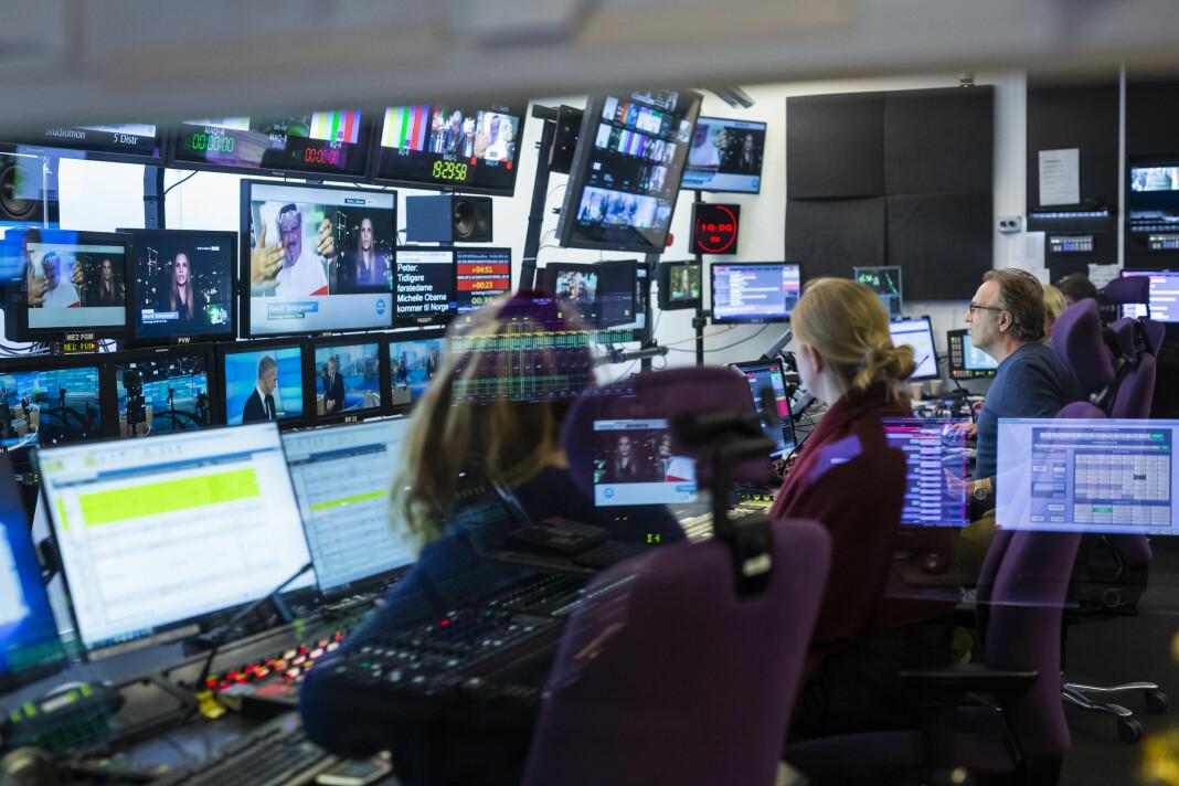 – Vi opplever at folk har vært veldig fleksible, som har gjort at dagene kan ha fungert bedre, sier Olav Hypher, organisasjonsdirektør i NRK.