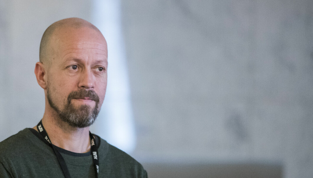 NRKs etikkredaktør Per Arne Kalbakk sier de fikk mest positiv tilbakemelding på NRK-serien om selvmord i psykiatrien. Arkivfoto: Håkon Mosvold Larsen / NTB scanpix