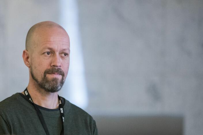 NRKs etikkredaktør Per Arne Kalbakk. Arkivfoto: Håkon Mosvold Larsen / NTB scanpix