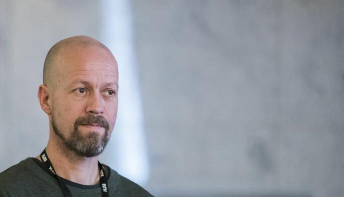 NRKs etikkredaktør Per Arne Kalbakk forteller at NRK får cirka ti henvendelser i uka om sletting eller avindeksering. Foto: Håkon Mosvold Larsen / NTB scanpix