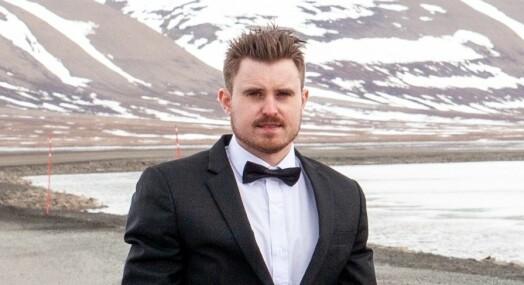 Forlater Svalbard for å bli redaktør i Lofot-Tidende