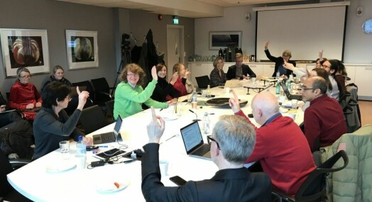 Styret i Oslomet sa ja til avtale: Khrono tredobler nå staben - og kan også få Brussel-kontor