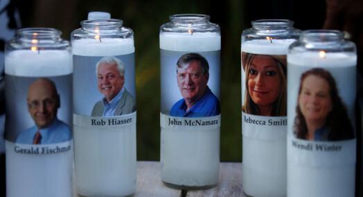 – Hatet mot journalister har tragiske konsekvenser på bakkenivå