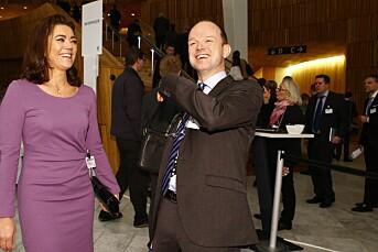Tidligere Aftenposten-redaktør blir ny NHO-sjef