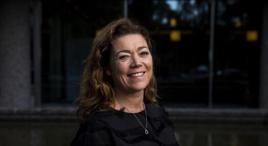 Her er den nye Schibsted-ledelsen under Kristin Skogen Lund