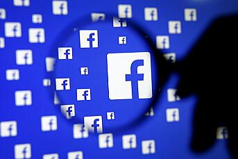 Facebook blir saksøkt for personvern-svikt av amerikanske myndigheter