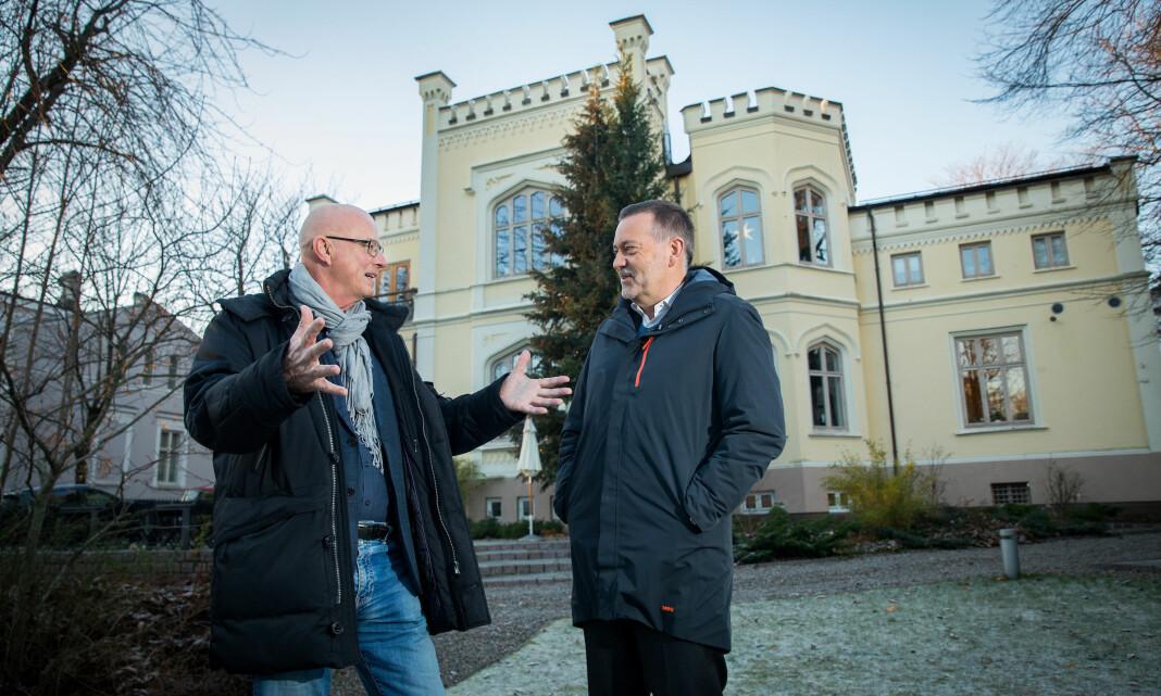 Tidligere NRK- og TV 2-profil inngår samarbeid med Kruse Larsen