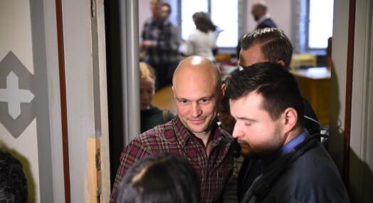 SVT-journalist er dømt til betinget fengsel og dagsbøter i menneskesmuglingssak