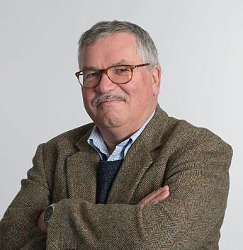 Johan Aakre. Foto: Privat