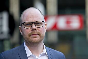 – Frithjof Jacobsen har en relasjon som ikke er forenlig med rollen som kommentator i VG