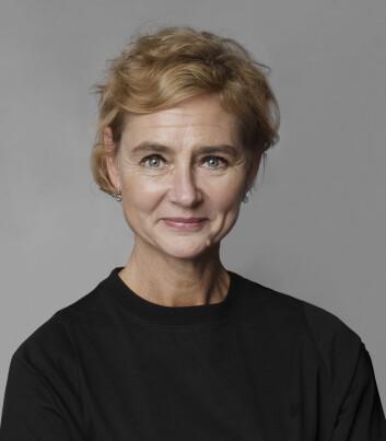Ann Axelsson, redaktør for Schibsteds fremtidsrapport. Foto: Schibsted