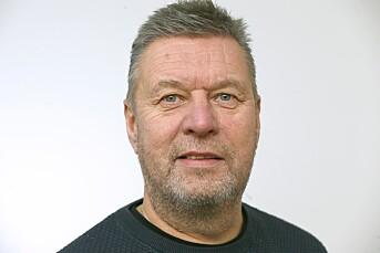 MORGENRUTINEN: iTromsø-fotograf Ronald Johansen vil helst portrettere en gammel fisker med særpreg i ansiktet