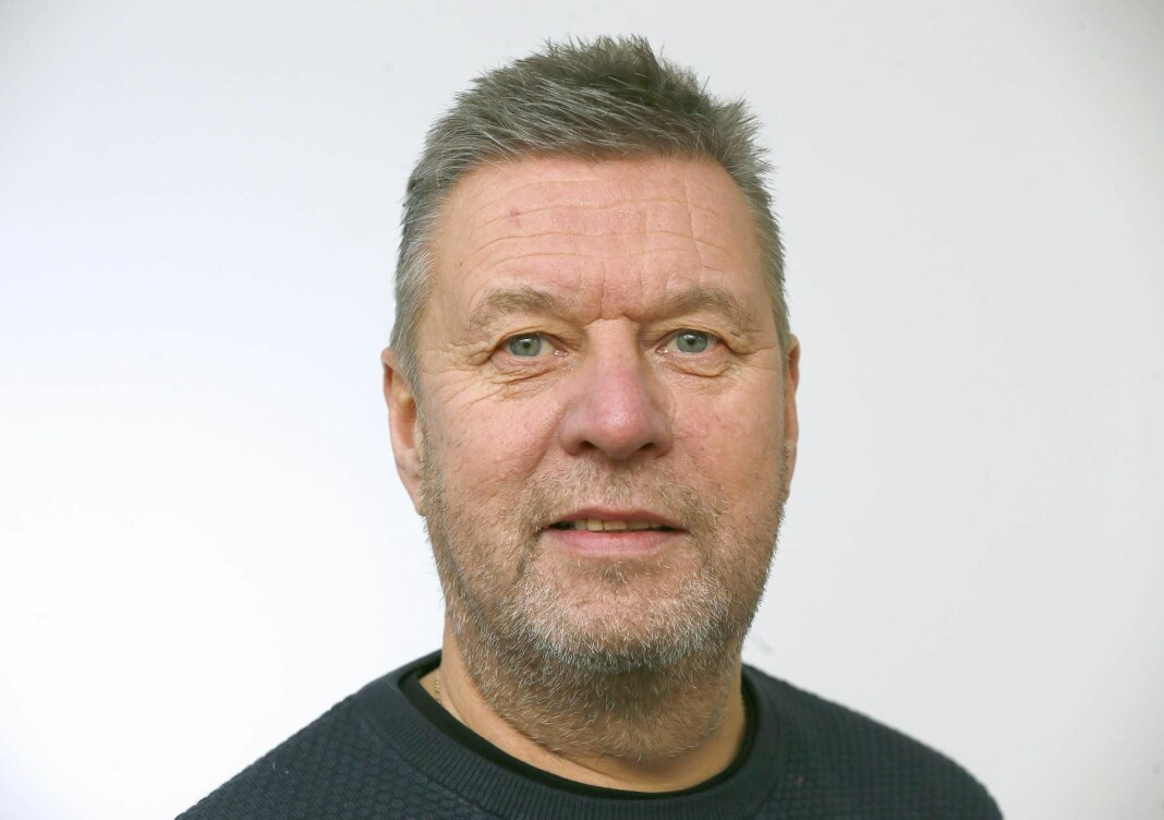 Ronald Johansen er fotograf i avisa iTromsø. Foto: iTromsø