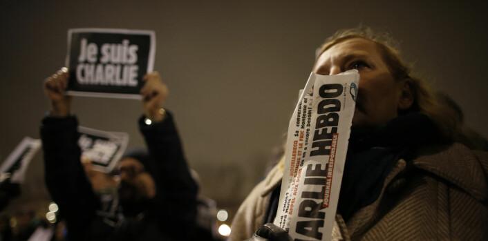 Ekstremist knyttet til Charlie Hebdo-angrepet er pågrepet