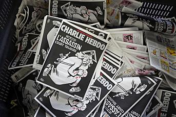 Ekstremist knyttet til Charlie Hebdo-angrepet siktet for terror