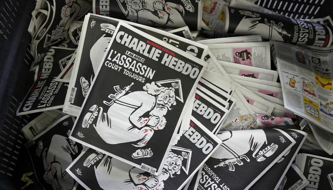 Frankrikes forsvarsminister sier at mannen «spilte en viktig rolle i tilretteleggingen» av angrepet mot satireavisen Charlie Hebdo i 2015. Foto: Reuters / NTB scanpix