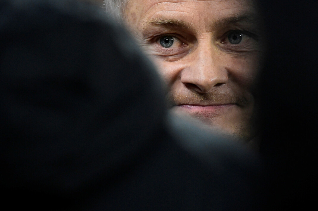 Ole Gunnar Solskjær kunne juble for 5–1 mot gamleklubben i sin debut som United-manager. TV 2 jubler for seertallene med Solskjær tilbake i Premier League. Foto: Reuters / NTB scanpix