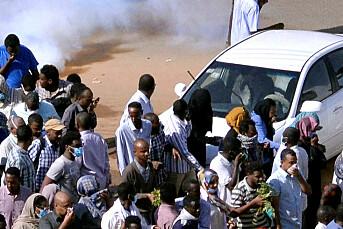Journalister streiker under blodige brødprotester i Sudan